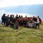ADO sul monte Baldo durante un campo estivo